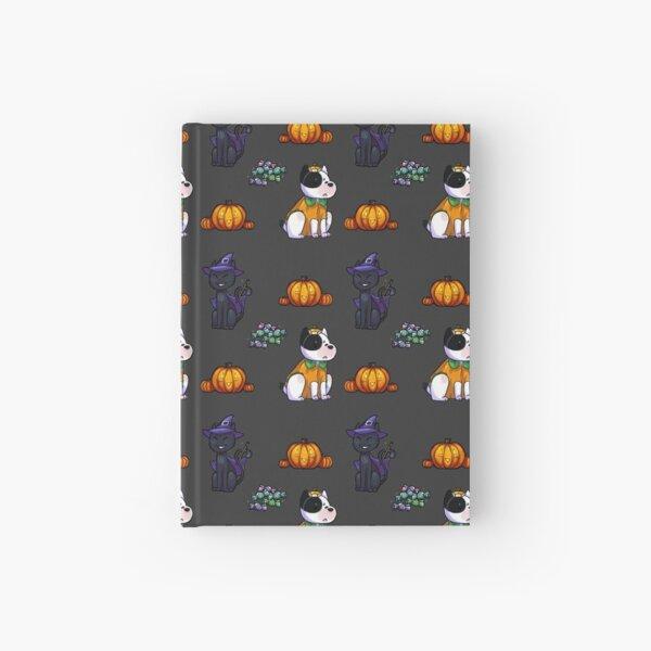 Halloweenie Pets Hardcover Journal