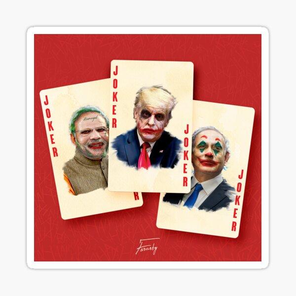 """""""Leaders"""" Sticker"""