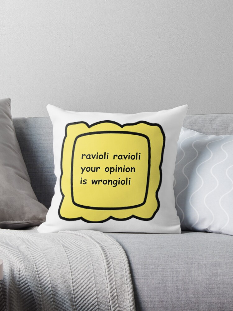 Ravioli by AHCreeper