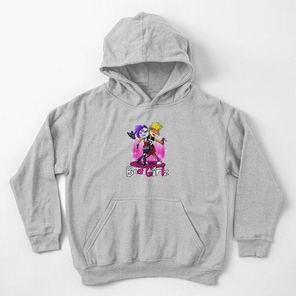 Bad Girlz Kids Pullover Hoodie