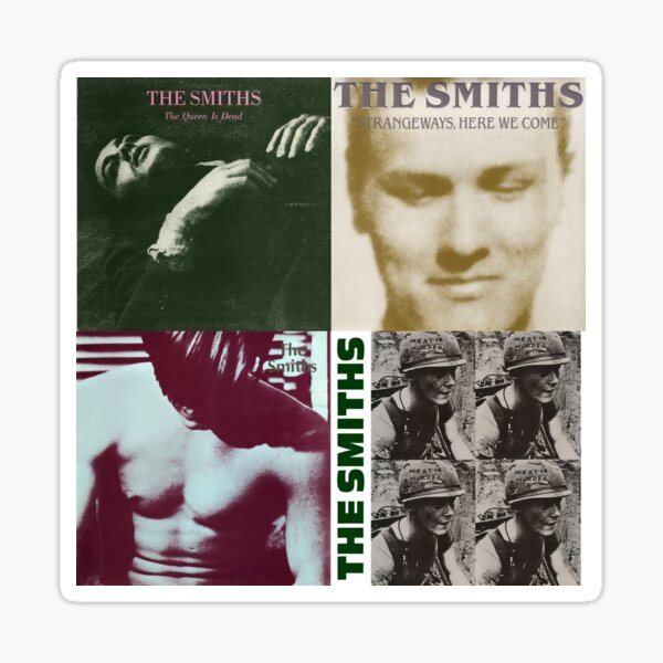 The Smiths Sticker