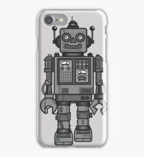 Vintage Robot iPhone Case/Skin