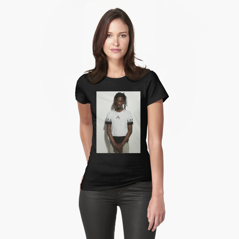 Young Thug Womens T-Shirt Front