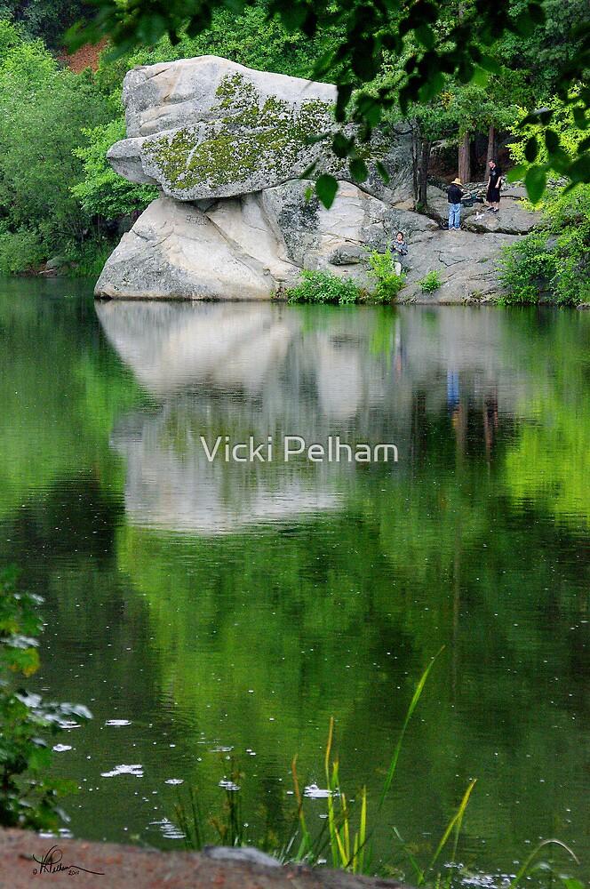 Sunday Afternoon by Vicki Pelham