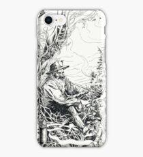 Up in Smoke iPhone Case/Skin