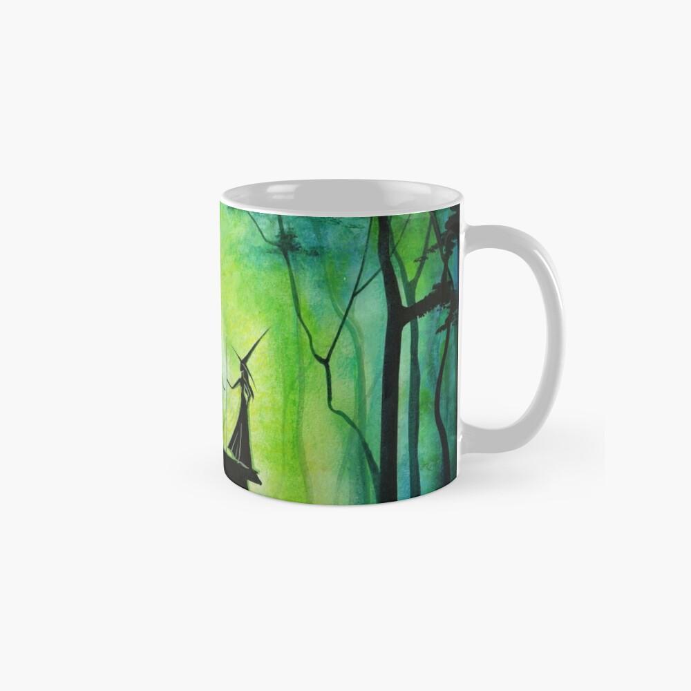Emerald Forest Fire Tassen