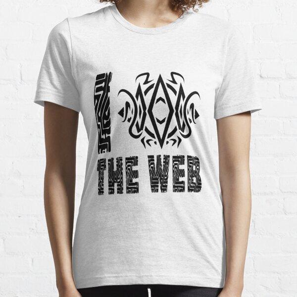 I (Apex) The Web Essential T-Shirt