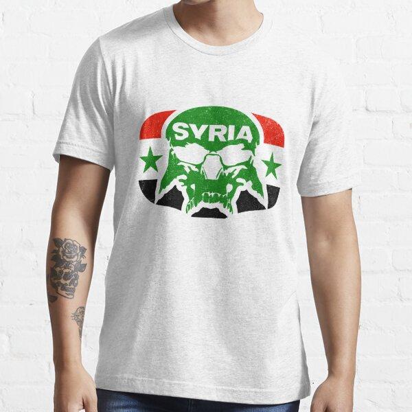 Syrian skull flag Essential T-Shirt