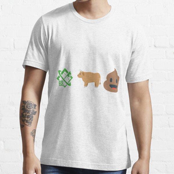 Shaper Bull Sh*t Essential T-Shirt