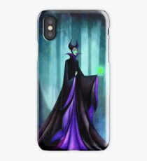 Wicked Queen iPhone Case