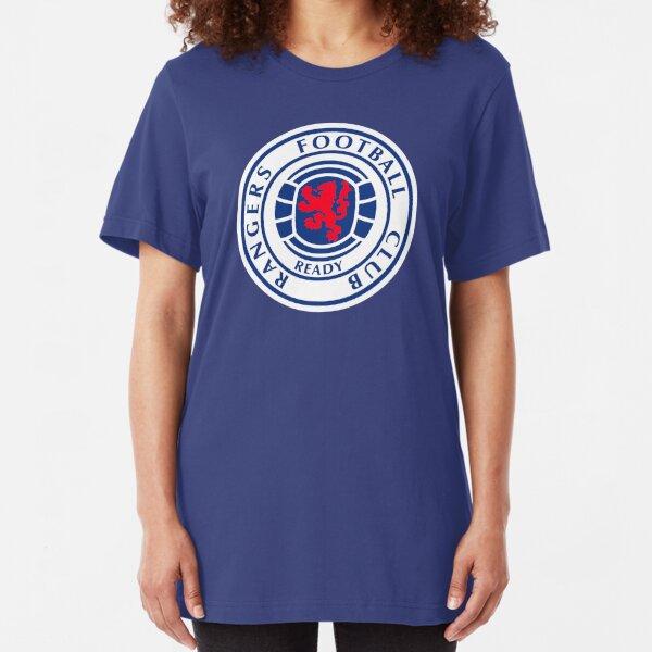 Rangers Football Club Slim Fit T-Shirt