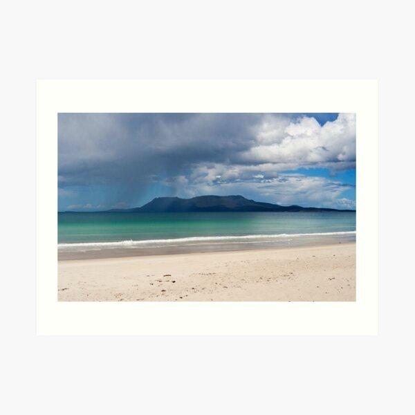 Bruny Island Storm Art Print