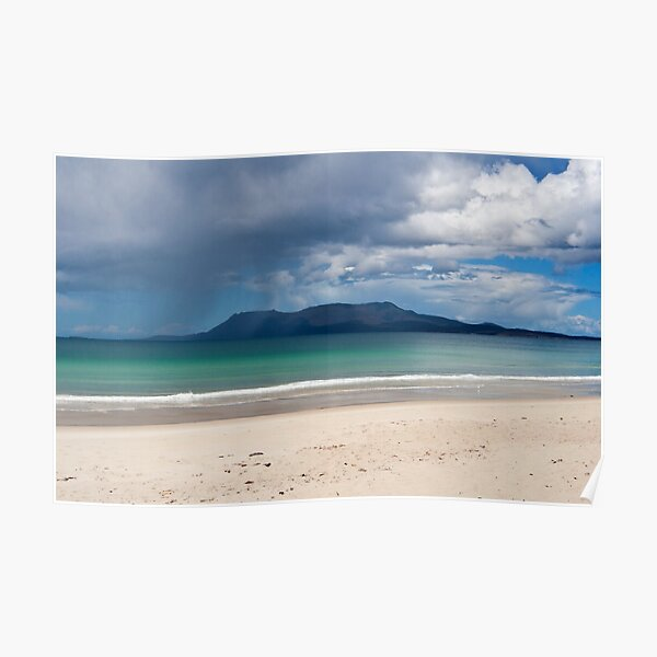 Bruny Island Storm Poster