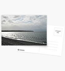 Awakening - Silvery Sea Postcards
