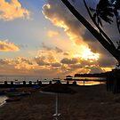 Fijian Sunset by petejsmith