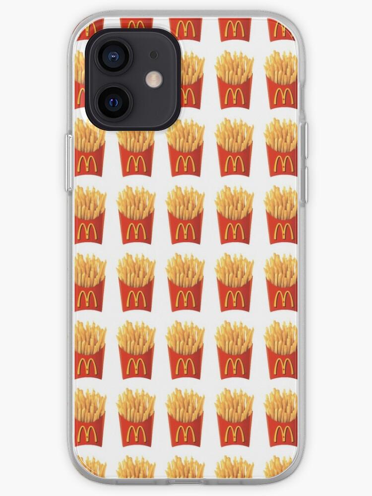 Frites Mcdonalds | Coque iPhone