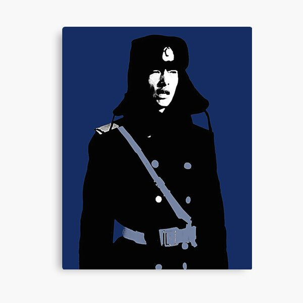 CHINESE RED ARMY  Canvas Print