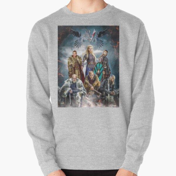 Vikings toutes saisons Sweatshirt épais