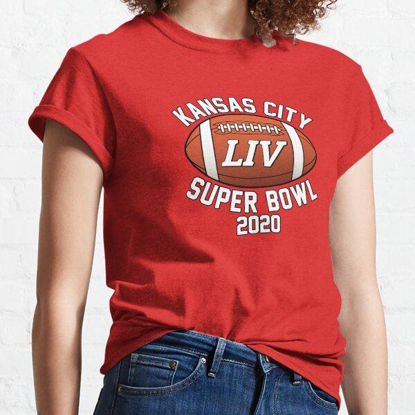 Kansas City Super Bowl 2020 Classic T-Shirt