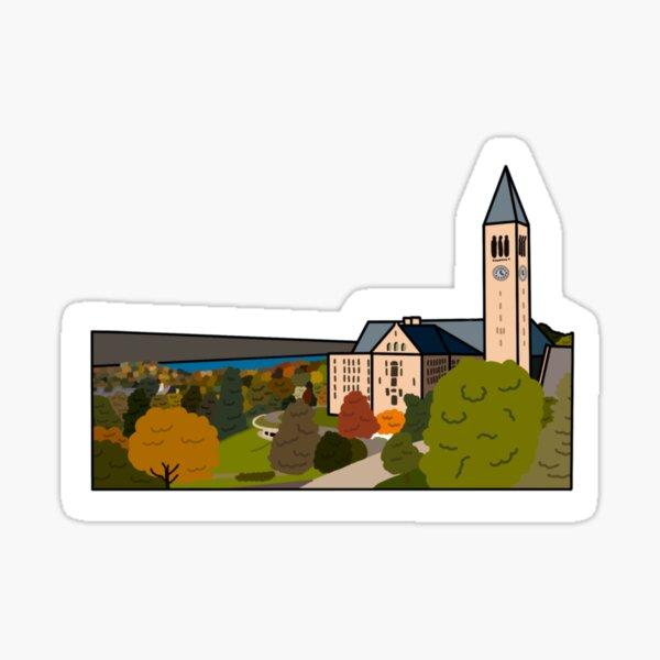 Cornell Campus ! Sticker