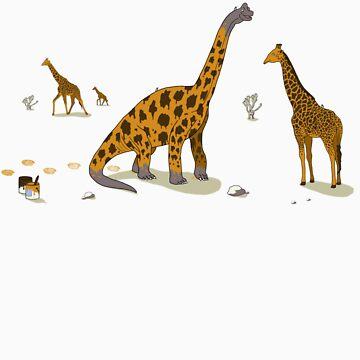 Not Really Extinct by mammalwear