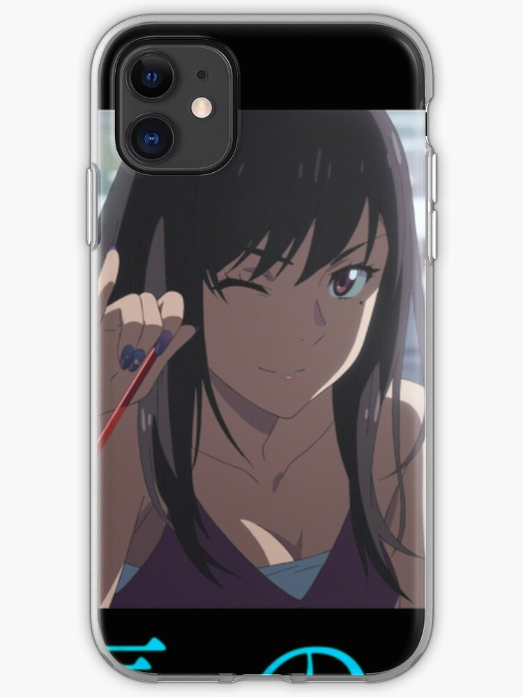 Natsumi Weathering With You Iphone Case Cover By Tetsuya Corp Redbubble