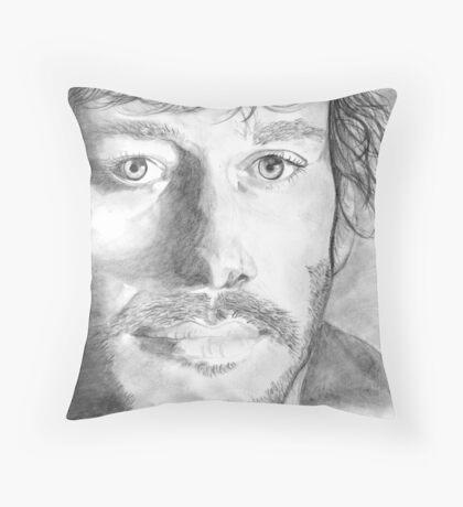 JT Throw Pillow