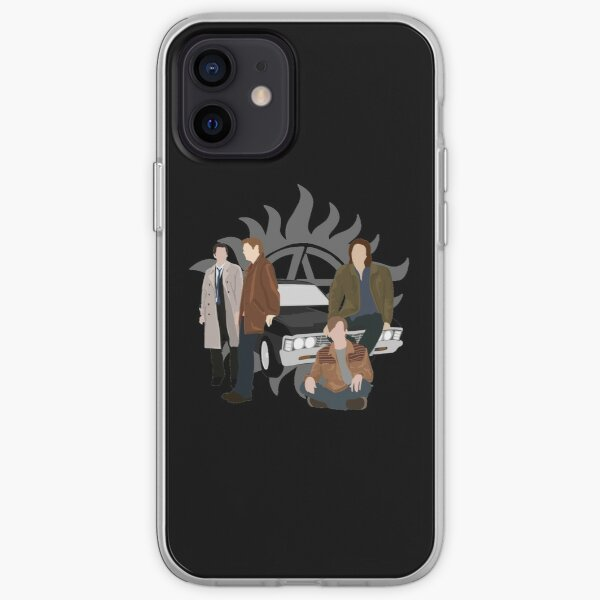 Team Free Will iPhone Soft Case