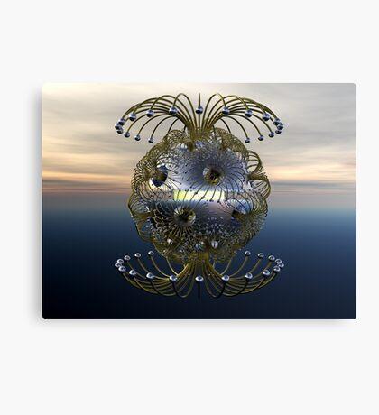 Air Anemone Canvas Print