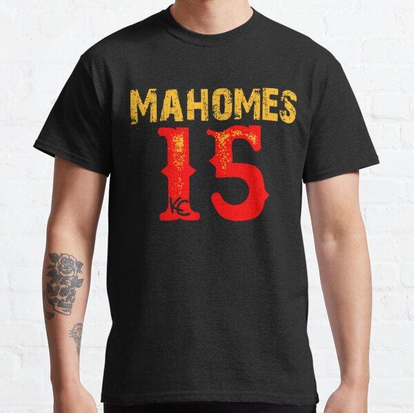 mahomes 15 KC Classic T-Shirt