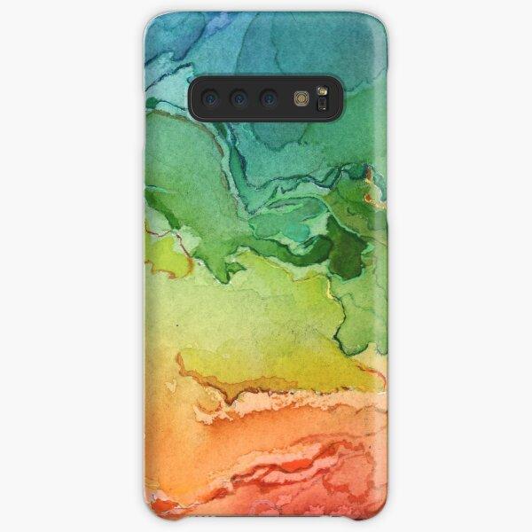Rainbow Territories 1 Samsung Galaxy Snap Case