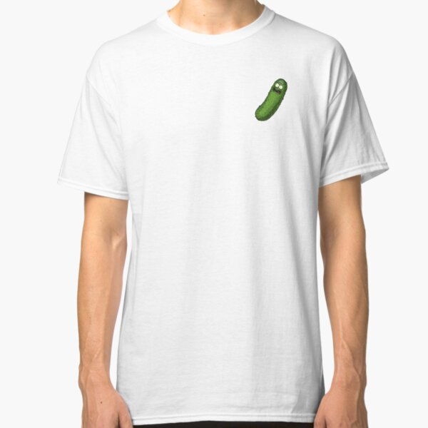 Pickle Rick Classic T-Shirt