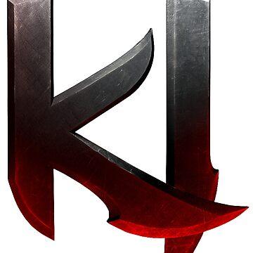 Killer Instinct Logo by IckObliKrum92