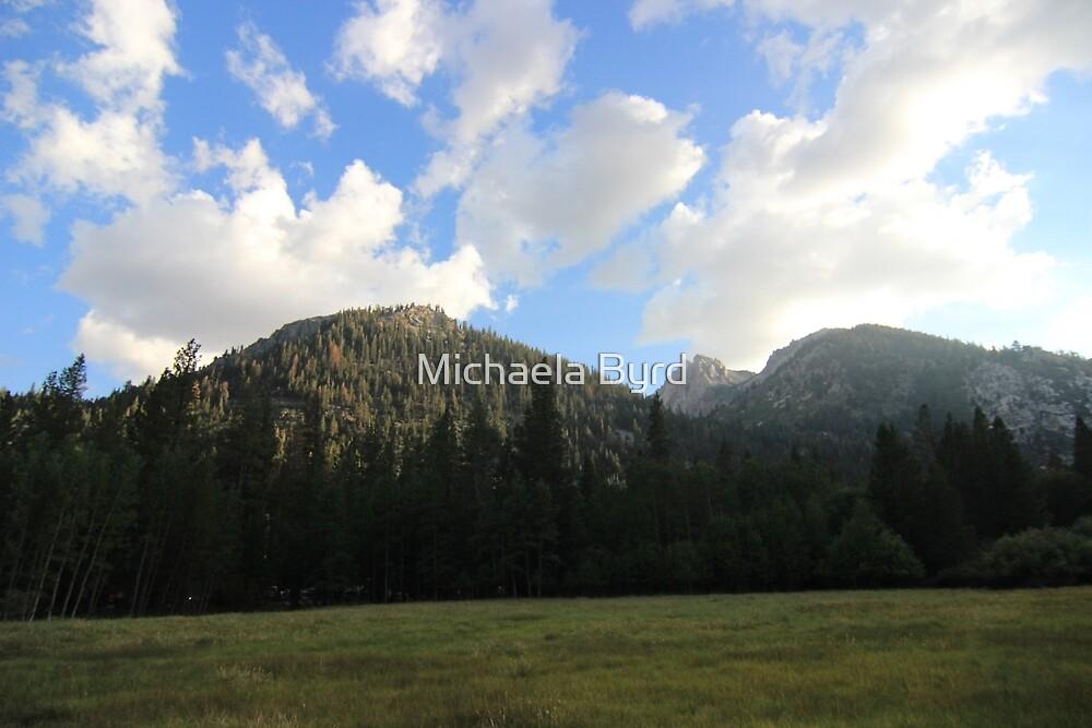 Majestic Mountains by Michaela Byrd