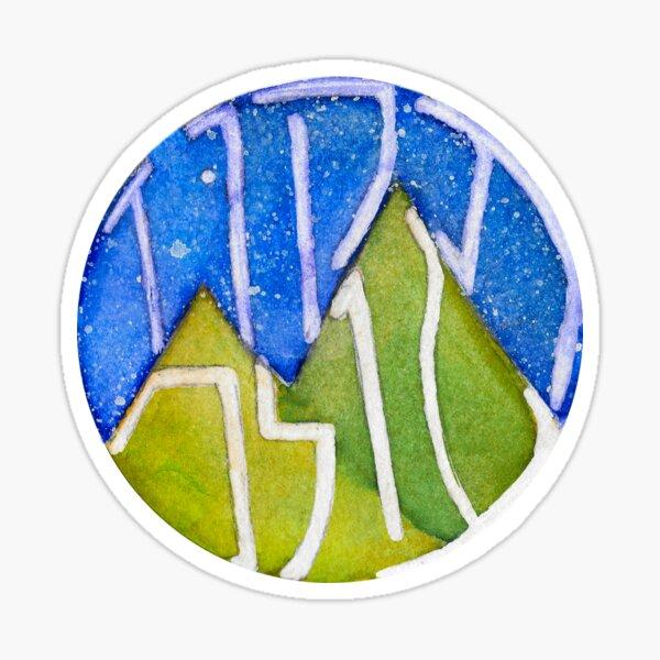 Tikkun Olam World Sticker