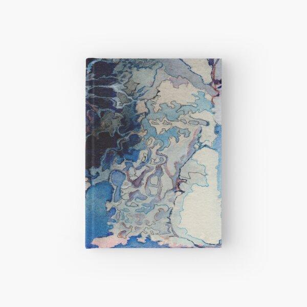 Hyperborean Crater Hardcover Journal
