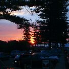 Cottesloe Sunset One by Robert Phillips