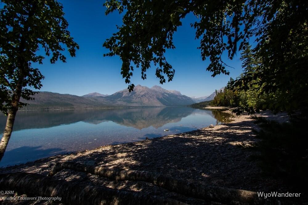 Lake McDonald by WyoWanderer