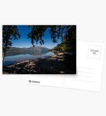 Lake McDonald Postcards
