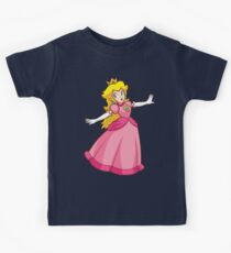 Princess Peach! Kids Clothes