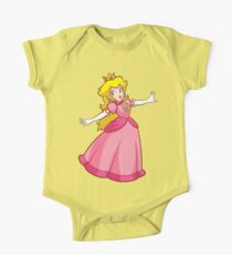 Princess Peach! One Piece - Short Sleeve