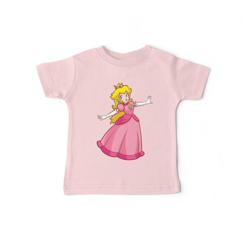 Princess Peach! by star-sighs