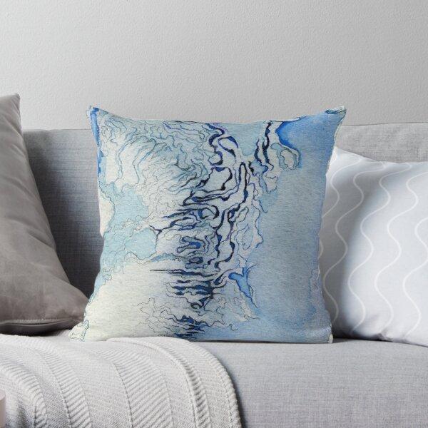 Hyperborea 4 Throw Pillow