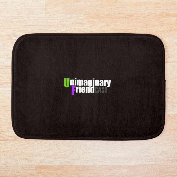 Unimaginary Friend Cast Logo Bath Mat
