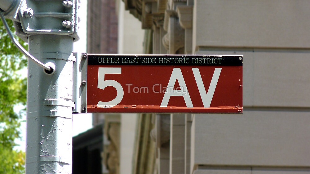 On Fifth by Tom Clancy