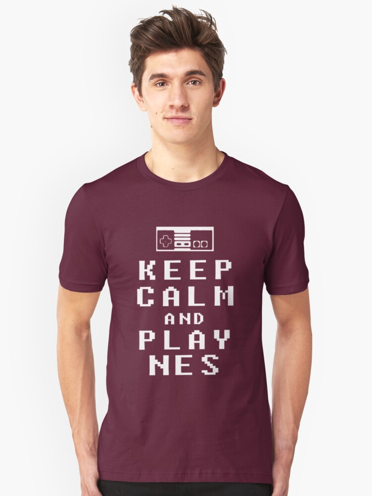 KEEP CALM AND PLAY NES - Parody by AlexNoir
