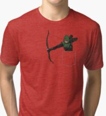 Arrow in my Pocket Tri-blend T-Shirt