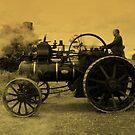 Ye Olde Traction Engine by moor2sea