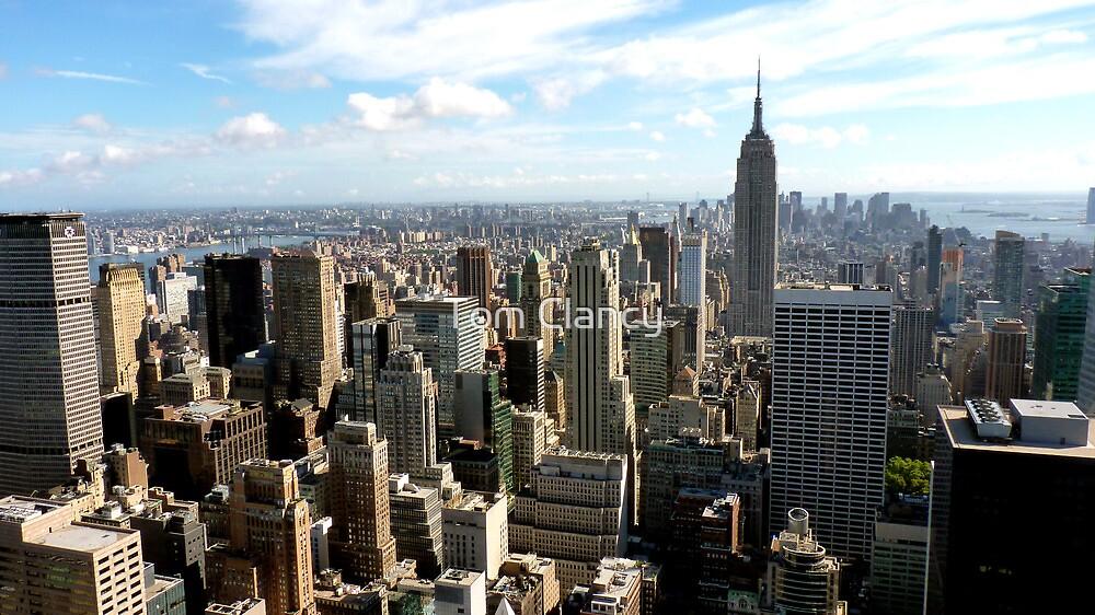 New York City by Tom Clancy