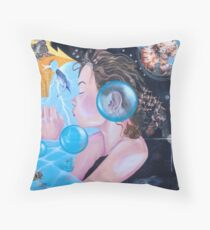 For Gladness Throw Pillow